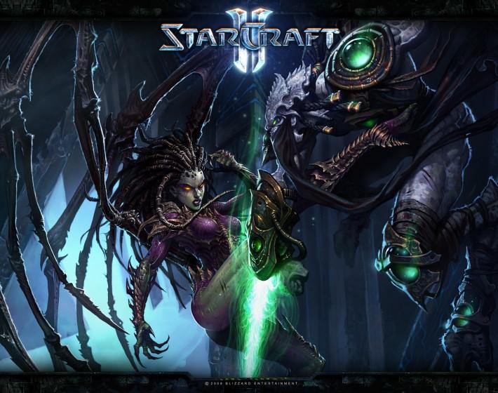 Modo Arcade de StarCraft 2 agora é gratuito