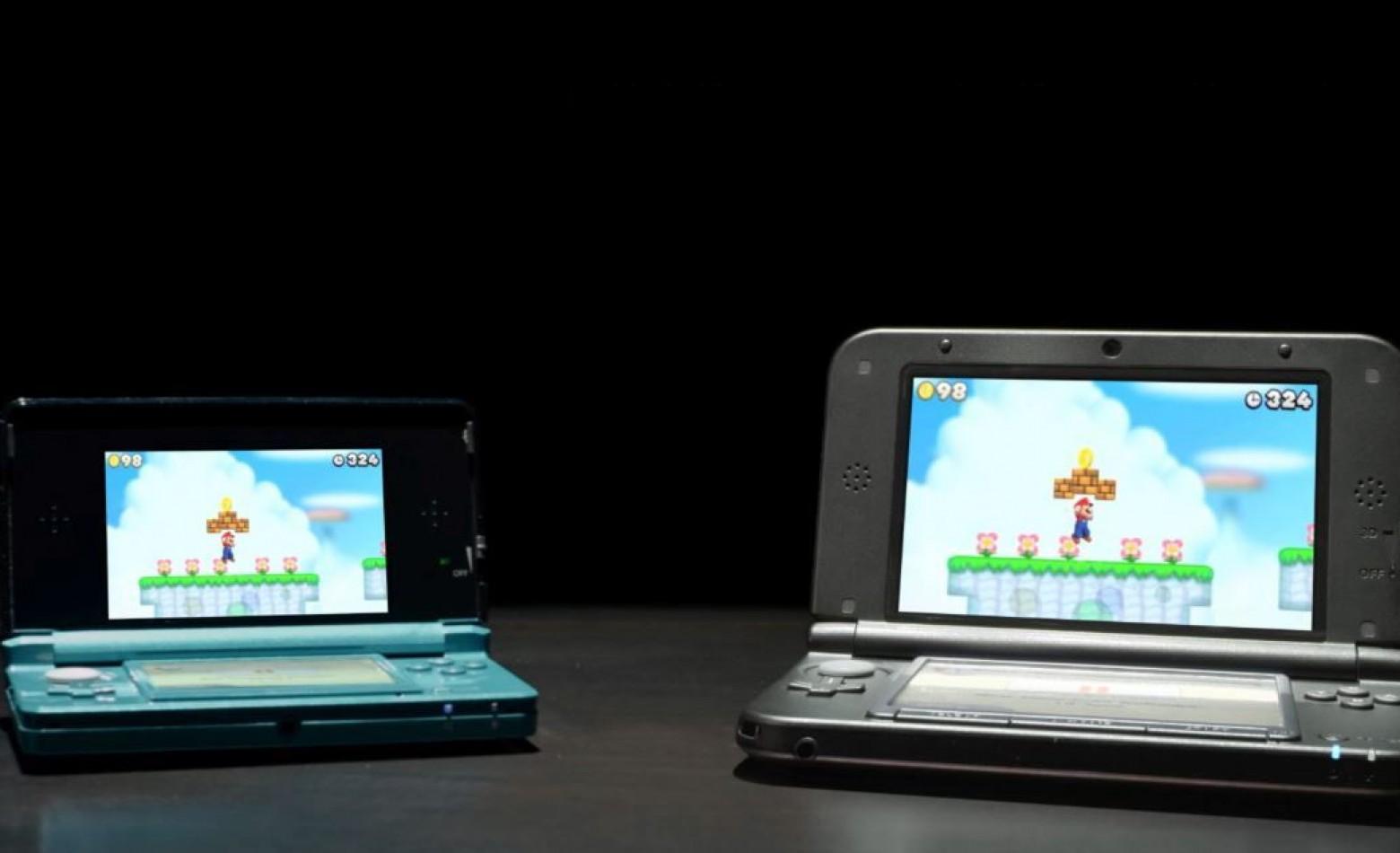 Nintendo 3DS é o campeão de 2013