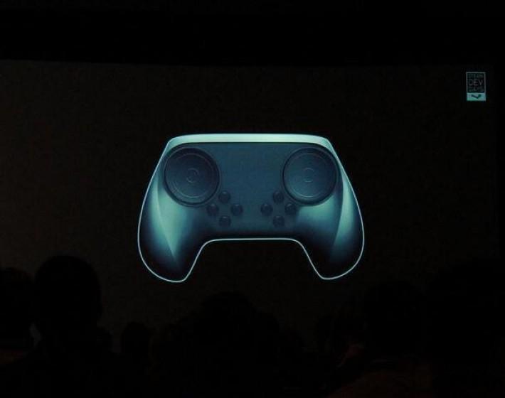 O joystick do Steam agora tem botões