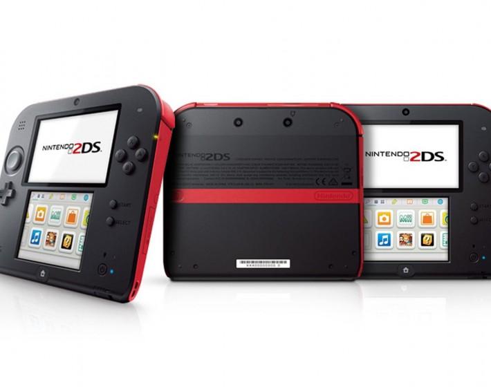 Nintendo 2DS já vendeu 2,1 milhões de unidades