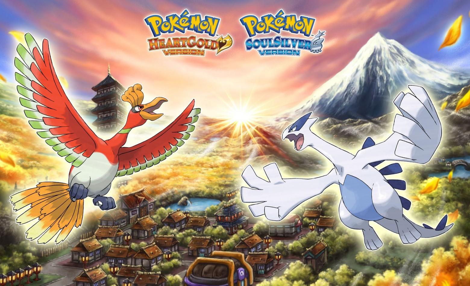 Trilhas sonoras de Pokémon HeartGold e SoulSilver são lançadas no iTunes