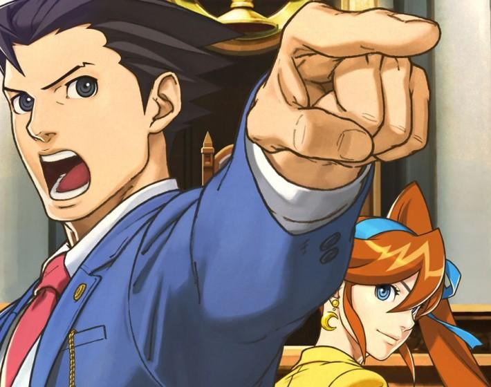 Capcom vai lançar coletânea de Phoenix Wright para o 3DS