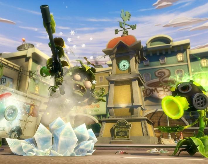 Plants Vs. Zombies: Garden Warfare chega ao Xbox no dia 18 de fevereiro