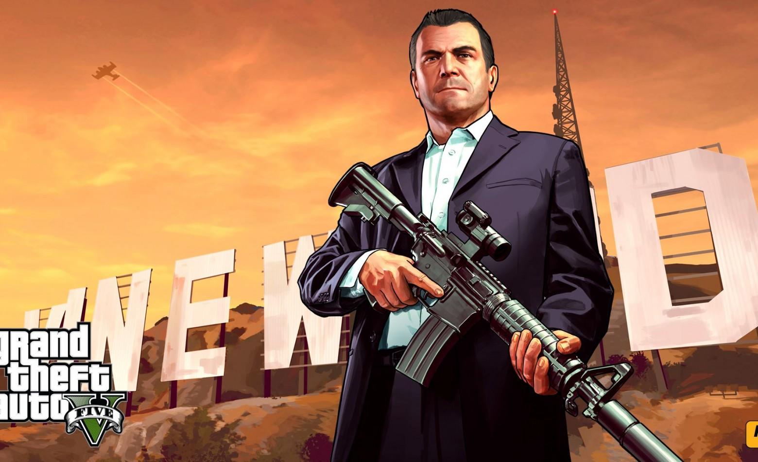 Novidade: GTA 5 é o jogo mais vendido de 2013