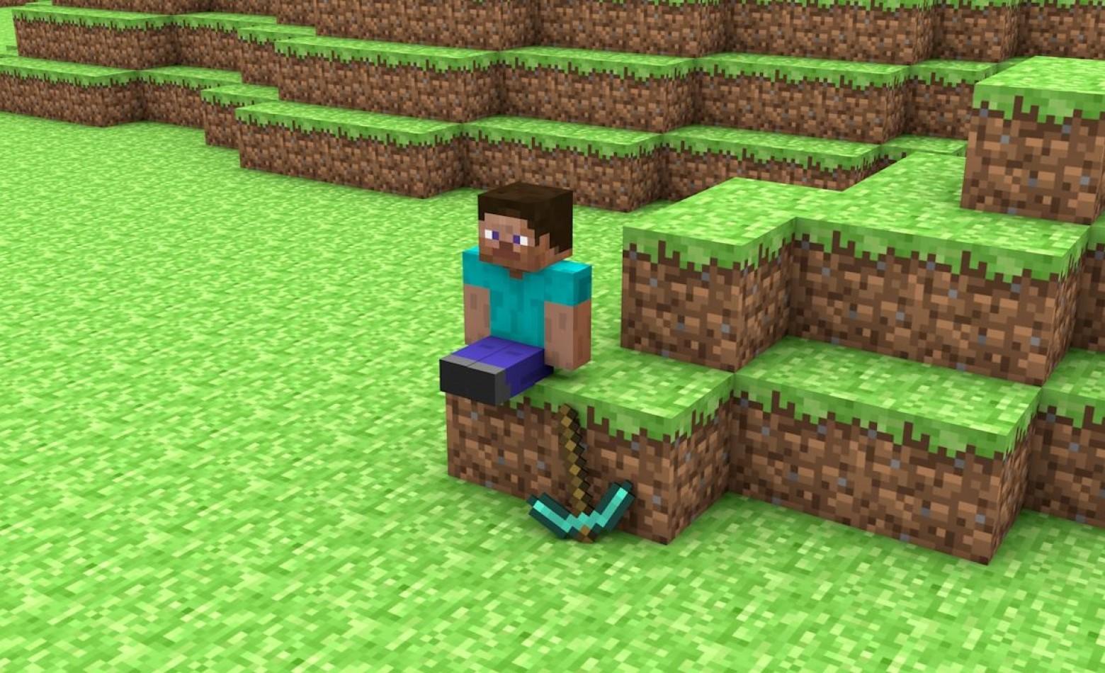 Serviço online de Minecraft é liberado no Brasil
