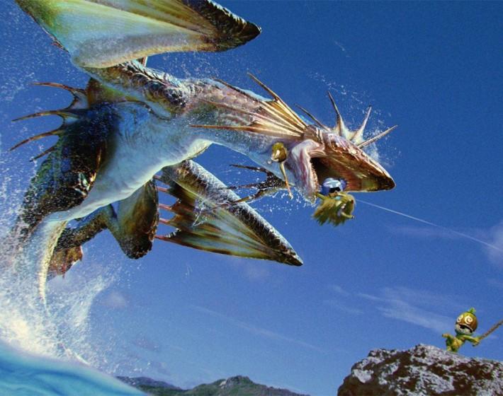 Monster Hunter 4 Ultimate chega em 2015 aos EUA