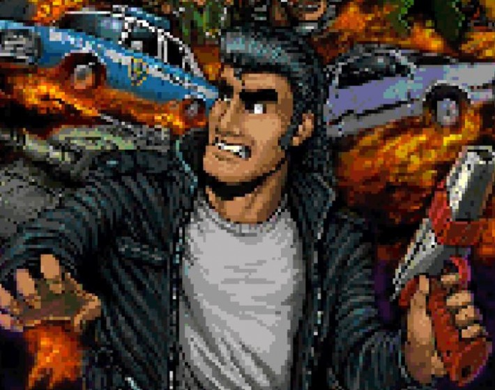 Retro City Rampage arruma as malas para chegar ao 3DS