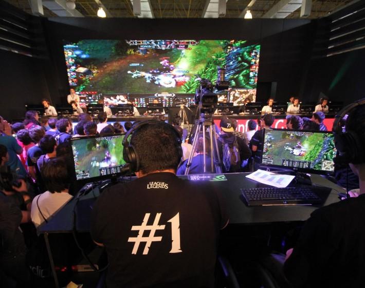 Brasil Game Show 2014 começa em 8 de outubro