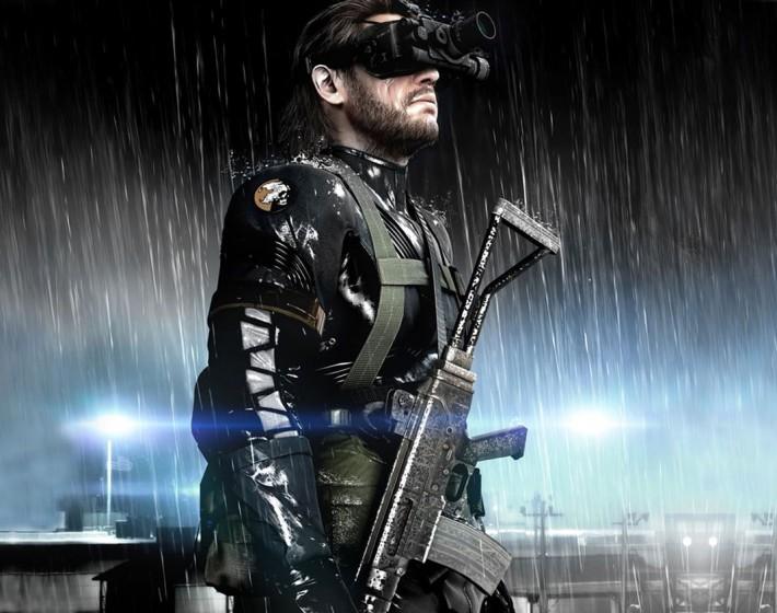 Metal Gear Solid 5: Ground Zeroes tem só duas horas de duração