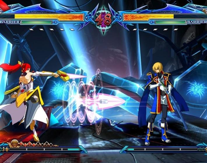 Versão Vita de BlazBlue: Chrono Phantasma chega no segundo semestre