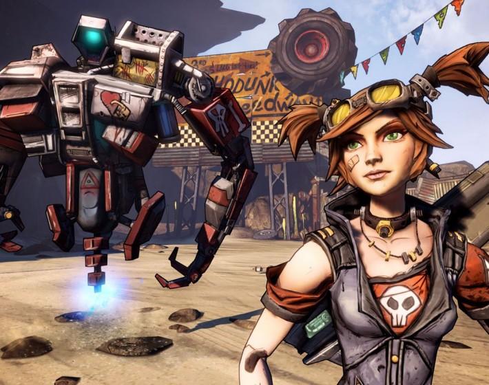 Borderlands 2 é o jogo mais vendido da história da Take-Two