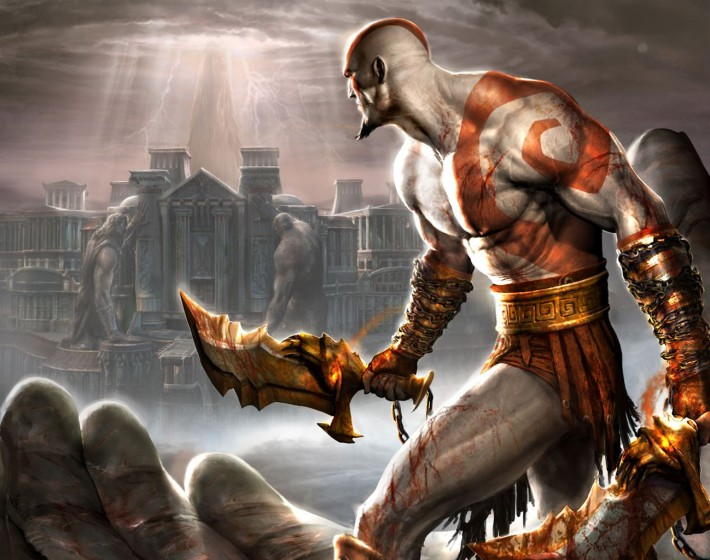 God of War e Sly Cooper terão coletâneas para o PlayStation Vita