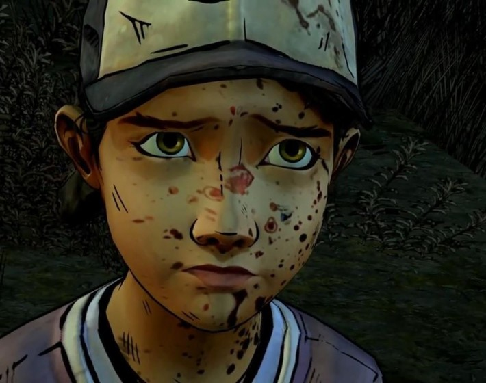 Clementine aprendendo a sobreviver em novo trailer de The Walking Dead: The Game