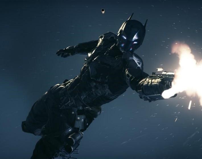 Conheça o Arkham Knight, o vilão do novo game de Batman