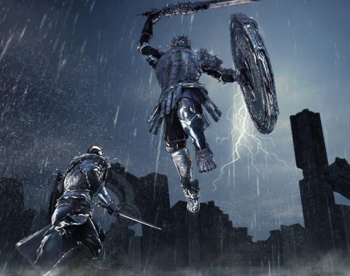 Trailer de lançamento de Dark Souls 2 torna a morte divertida