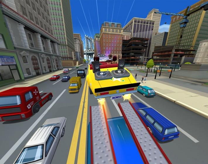 Crazy Taxi está voltando (e sem cobrar pelas corridas)