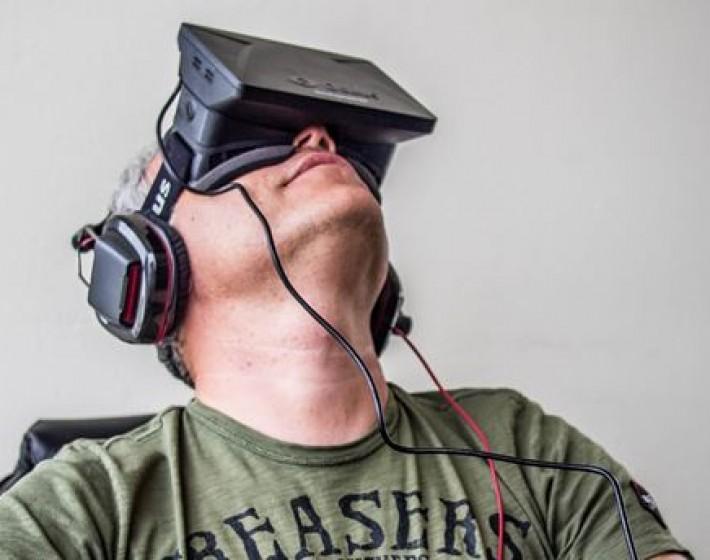 Facebook compra a fabricante do Oculus Rift