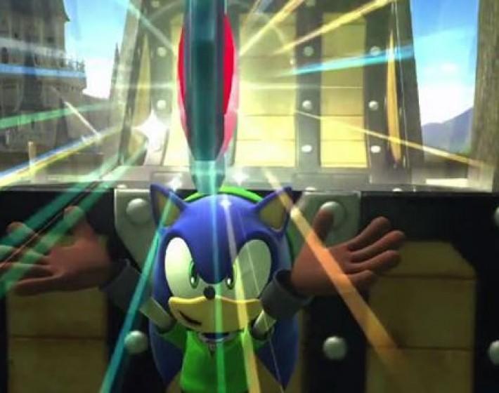 Sonic encontra Link e o universo explode