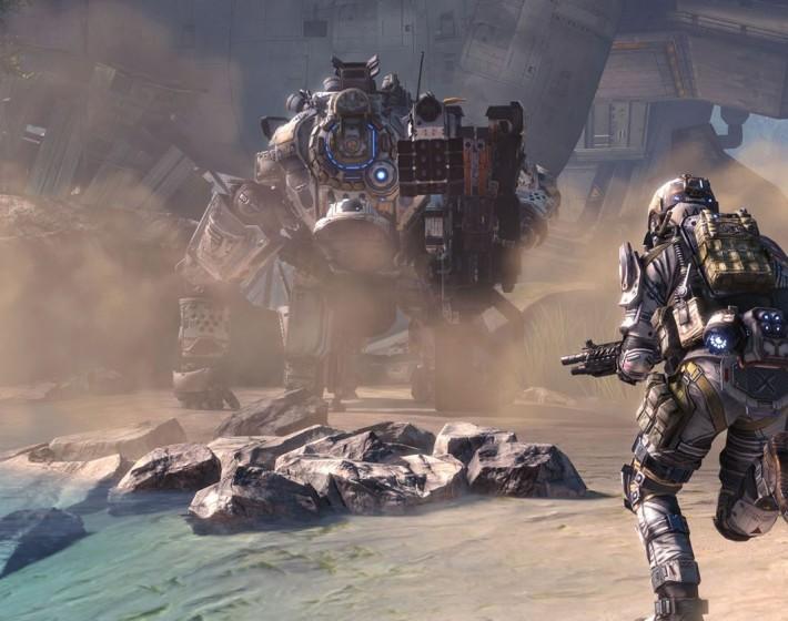 Titanfall chega ao Xbox 360 no dia 8 de abril