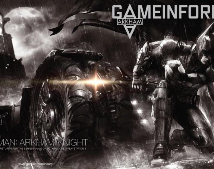 Batman: Arkham Knight é anunciado para a próxima geração