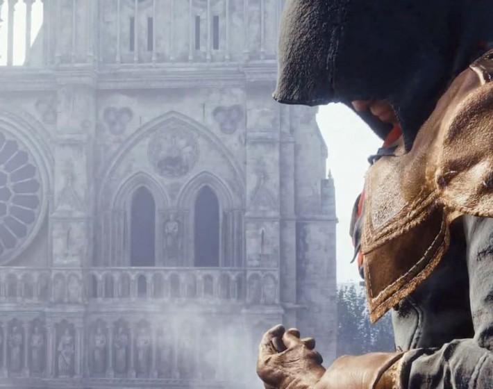 Dez estúdios trabalham simultaneamente em Assassin's Creed: Unity
