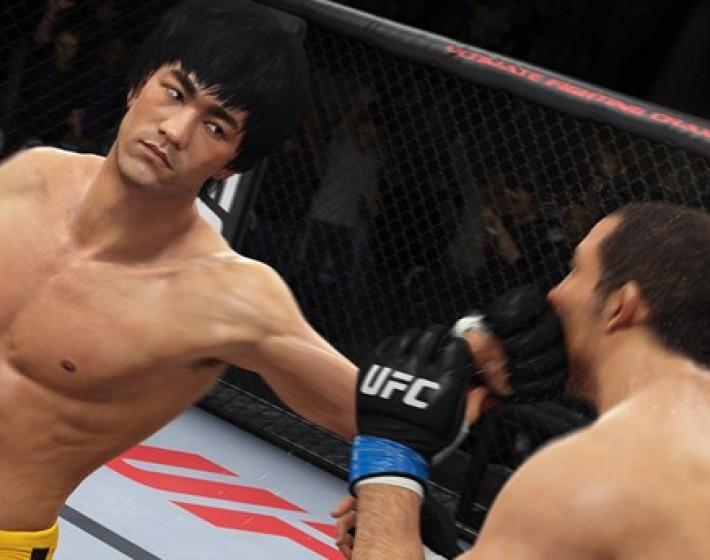 Bruce Lee é a inspiração no novo trailer de EA Sports UFC