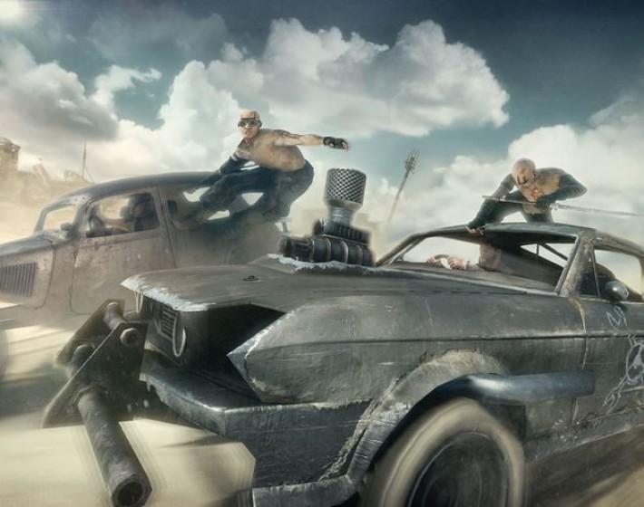 Gameplay: correria e loucuragem no mundo de Mad Max