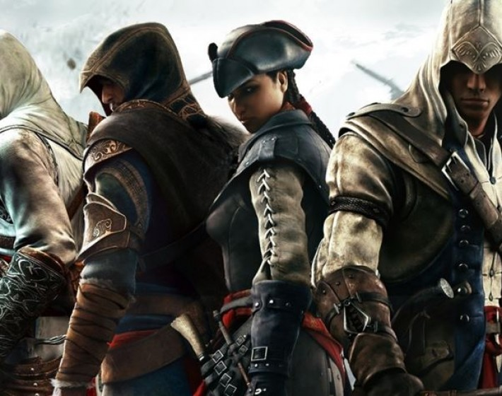 Assassin's Creed é a franquia mais vendida da Ubisoft