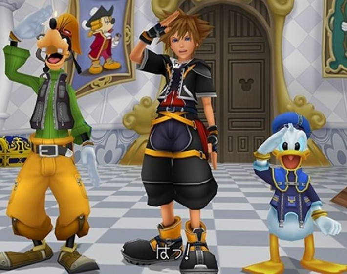 Desenvolvimento de remasterizações serviu como treinamento para Kingdom Hearts 3