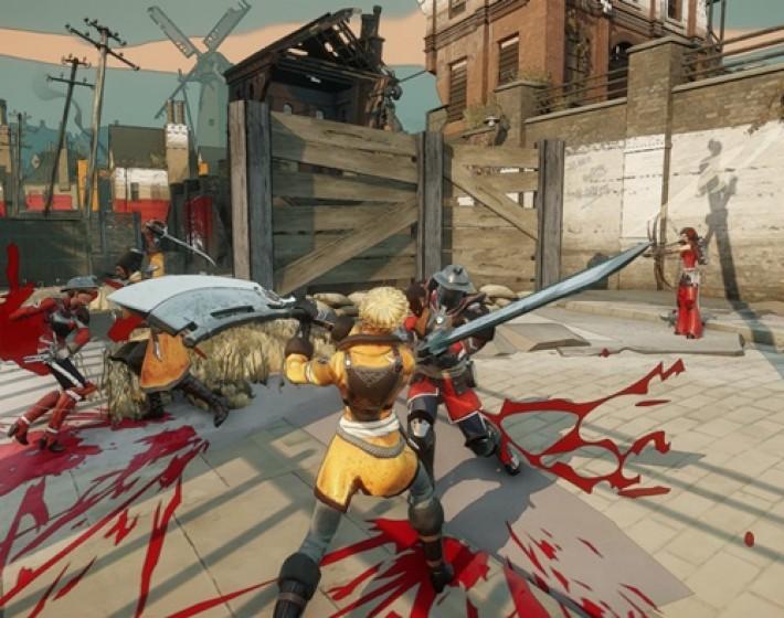 """Battlecry é o novo shooter """"sem armas"""" da Bethesda"""