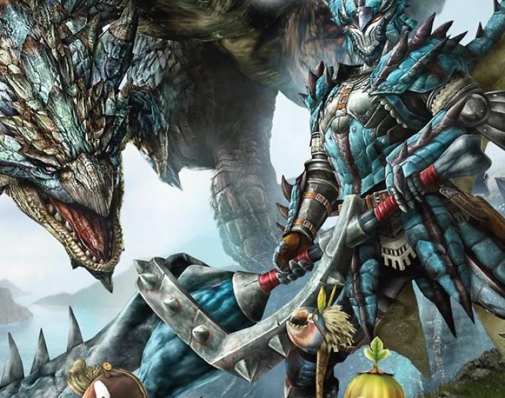Monster Hunter dá um sopro de vida aos números da Capcom