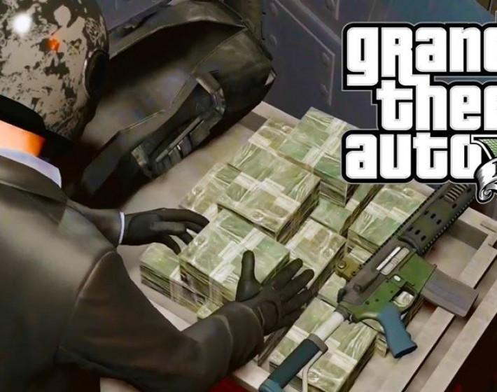 Grand Theft Auto V quase dobrou os ganhos da Take-Two