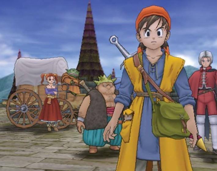 Dragon Quest 8 será relançado para iOS