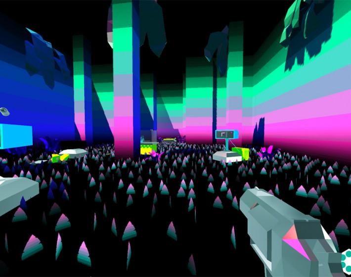 Heavy Bullets, o game da Devolver criado por um brasileiro