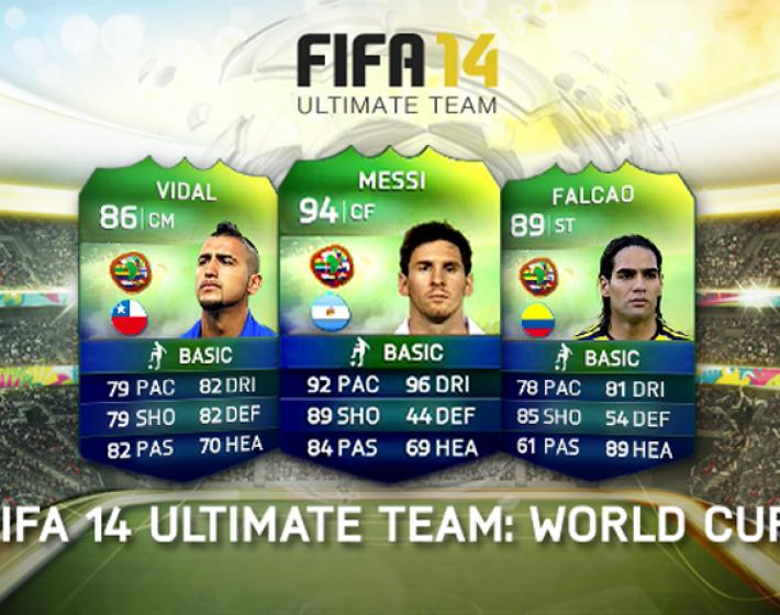 DLC da Copa do Mundo para FIFA 14 estará disponível hoje