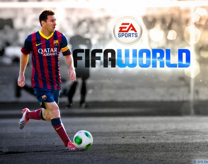 FIFA World entra em Open Beta