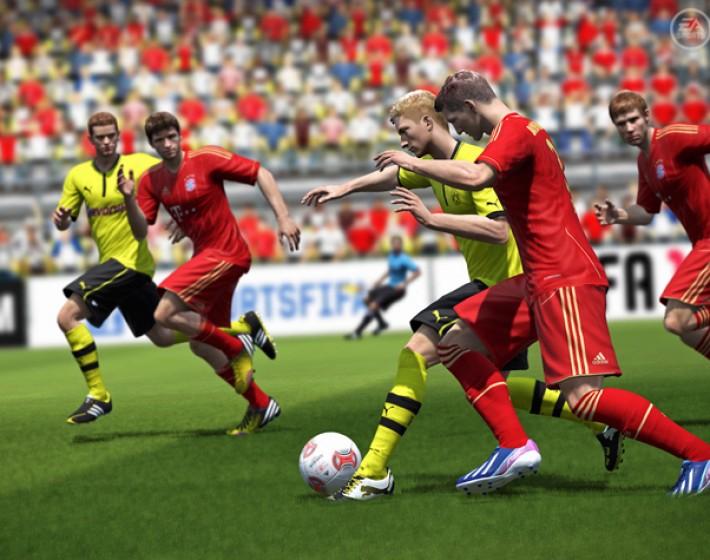 DLC da Copa do Mundo para FIFA 14 é adiada