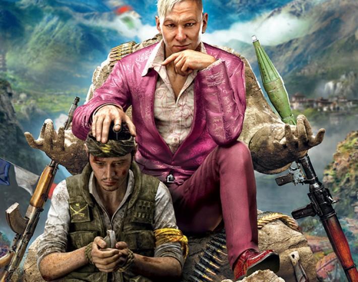 Far Cry 4 é anunciado para novembro
