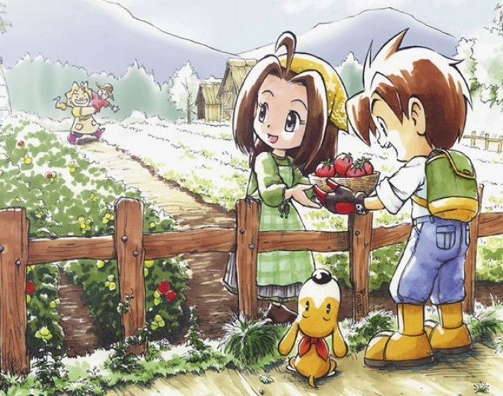 Novo Harvest Moon vai se chamar Story of Seasons no Ocidente
