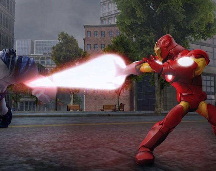 Vingadores são o foco do novo trailer de Disney Infinity