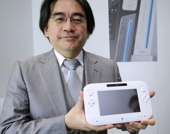 """Para Iwata, Wii U ainda precisa de um """"system seller"""""""