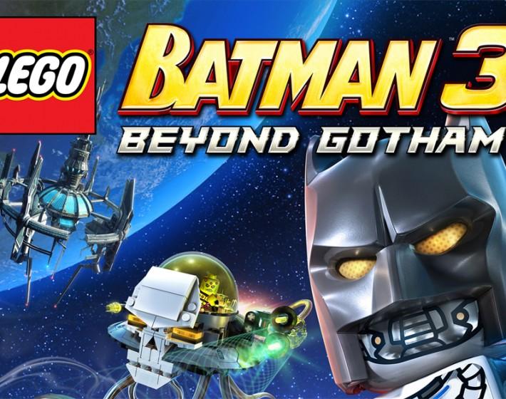 LEGO Batman 3: Beyond Gotham é anunciado
