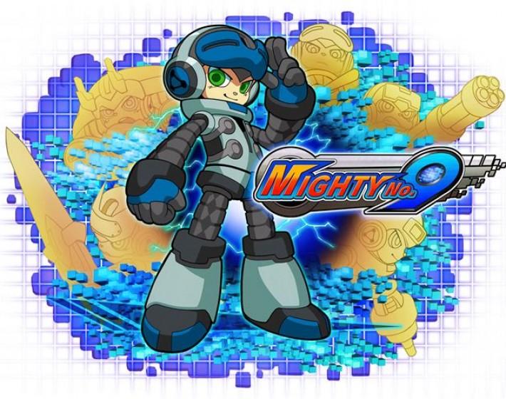 Mighty No. 9 deve ser o Megaman dos seus sonhos