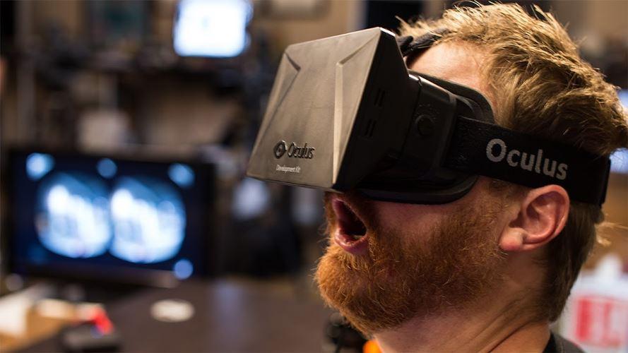 Zenimax está processando a Oculus VR por tecnologia de realidade virtual