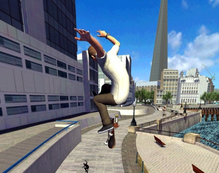 Tony Hawk terá game exclusivo para celulares