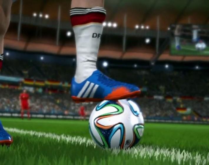 Em FIFA 14 também #vaitercopa