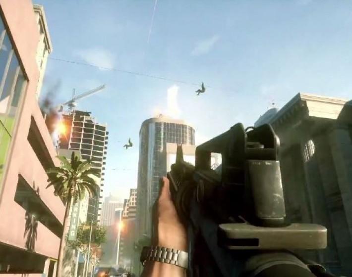 Assista ao primeiro trailer de Battlefield: Hardline