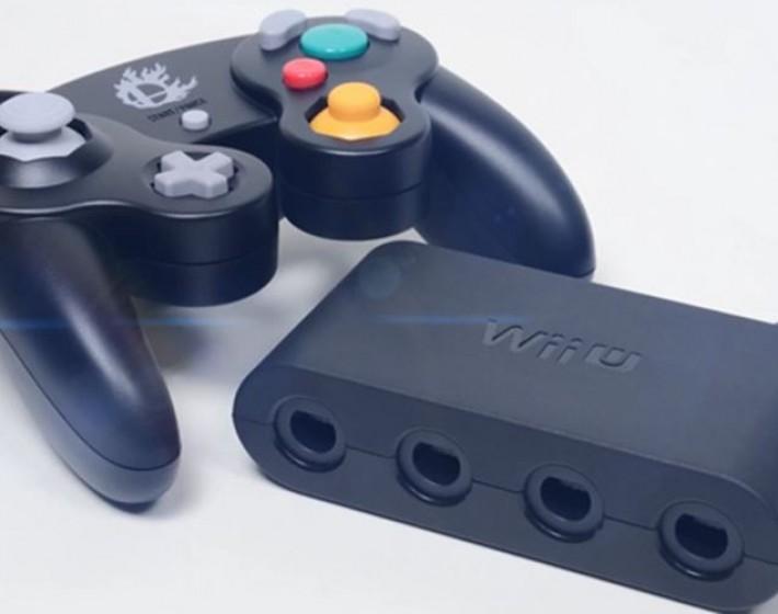 Adaptador do controle do GameCube para o Wii U chega no final do ano [Atualizado]