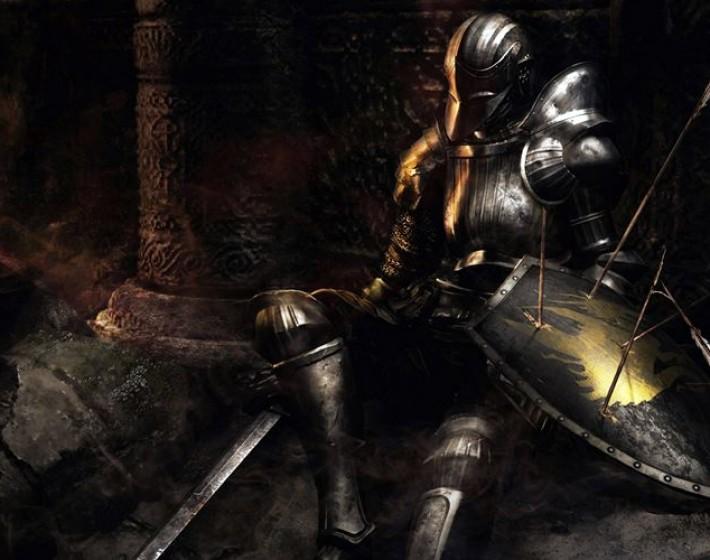 Passe seu domingo jogando Dark Souls