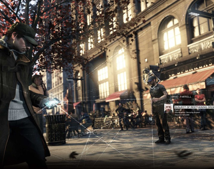 Novo trailer de Watch Dogs mostra diversos aspectos do jogo